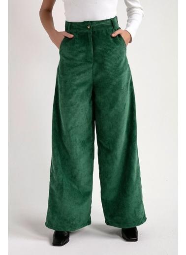 Tiffany&Tomato Pantolon Yeşil